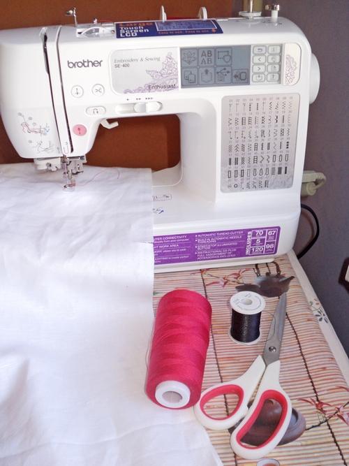 швейно-вышивальная машина Brother 950E