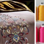 Как выбрать нитки для вышивальной машины — где купить
