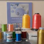 Что делать когда рвётся нитка в процессе машинной вышивки?